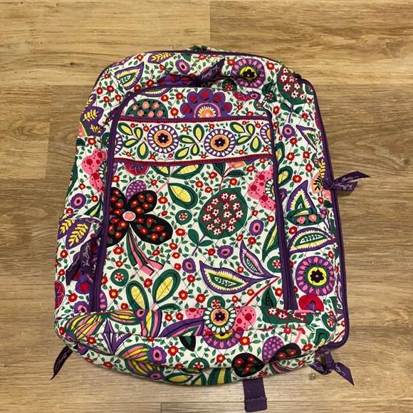 Vera Bradley Book-bag